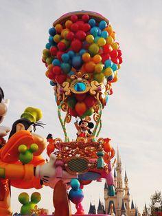 Meet Japanese Mickey at Tokyo Disneyland
