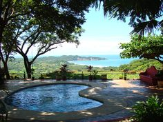 Tierra Magnifica, perched 500 ft. above the Pacific Ocean in Costa Rica.
