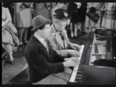 Marx Brothers Piano Duet - WOW!