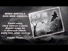 MIREK BREGUŁA- KUSI MNIE GRZECH... - YouTube Polish Music, Isco, Kustom, Cover, Youtube, Books, Movie Posters, Libros, Book