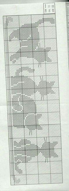 Apiment& Ponto de Cruz - Passionate about Cross Stitch, # . - Apiment& Ponto de Cruz – Passionate about Cross Stitch, # - Cat Cross Stitches, Cross Stitch Bookmarks, Crochet Bookmarks, Cross Stitch Charts, Cross Stitch Designs, Cross Stitching, Cross Stitch Embroidery, Cross Stitch Patterns, Embroidery Patterns