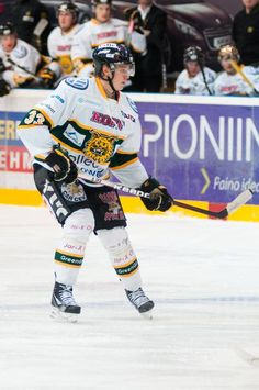 Finnish ice hockey defender Jyrki Jokipakka of Tampereen Ilves playing ... I enjoy all type of professional sports and my sport fascination also supply me with a secondary income using stormyodds dot com.