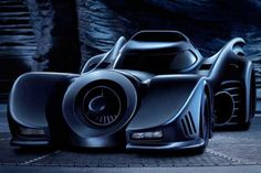 The Batmobile    The Batmobile from the 1992 movie Batman Returns is owned by Chick-fil-A founder S Truett Cathy, who bought the car for a cool $250,000.