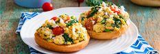 Greek Breakfast Bagel | Dempster's