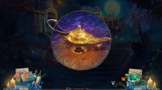 Will you find a Djinni inside? Hidden Object Puzzle principle of Witches' Legacy 8: Dark Days to Come Collector's Edition is hidden underneath scrumptious adventure.
