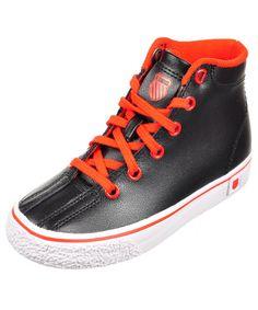 """K. Swiss """"Clean Laguna Hi"""" Sneakers (Toddler Boys Sizes 6 – 10"""