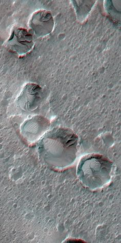 Acidalia Planitia, Mars. Image via the High Resolution Imaging Science Experiment (HiRISE) camera on NASA's Mars Reconnaissance Orbiter.