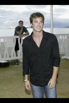 Ian at Lost promotional
