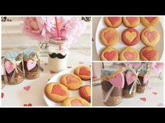 ❤ Valentine's Day Treats : Heart Cookies and Snacks in a Jar! ^-^ ❤ #valentinesday #valentine #sanvalentino #giftidea #idearegalo #valentinesdaygiftidea #giftinajar #snack #snacks #cookie #snackinajar #cookies #biscotto #biscotti #heart #hearts #tumblr #pinterest #treats #treat #treatyourself #dolcetto #dolcetti #torta #cupcake #cupcakes #valentinesdaytreats #heartccokie #heartcookies #DIY #DIYs #chocolate #sweet #cute #inspiration #inspirational #dolce #dolci #cuore #cuori #faidate #diyer