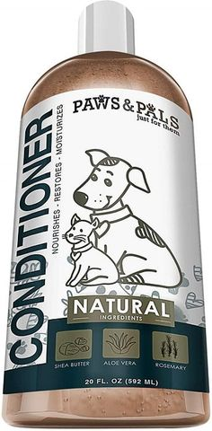Natural Oatmeal Dog-Shampoo and Conditioner - Medicated Clinical Vet Formula Wash for All Pets Puppy & Cats - Made with Aloe Vera for Relieving Dry Itchy Skin Best Dog Shampoo, Natural Dog Shampoo, Cat Shampoo, Oatmeal Shampoo, Oatmeal Bath, Dog Store, Best Shampoos, Dog Care Tips, Pet Puppy