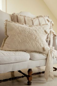 French Market Bed Sham - Quilted Bed Sham, Cotton Bed Sham | Soft Surroundings