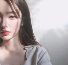 Find images and videos about girl, korean and ulzzang on We Heart It - the app to get lost in what you love. Mode Ulzzang, Ulzzang Korean Girl, Uzzlang Girl, Girl Face, Korean Beauty, Asian Beauty, Pretty Asian, Cute Korean, Pretty Face