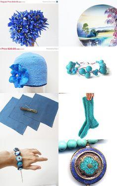 BLUE by Neringa Neringaaa on Etsy--Pinned with TreasuryPin.com