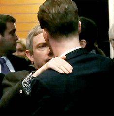 画像 : 世界中の小悪魔俳優ファンに贈るマーティン・フリーマンのあざと可愛過ぎるGIF画像まとめ☆ - NAVER まとめ