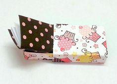MINI+MATCHBOX+cupcake NOTEBOOK by OkkinoShop