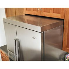 1000 images about appliance frame panel sets on - Frigo side by side whirlpool ...