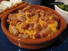 Cenamos en mi casa: Recetas fáciles para principiantes: Patatas revolconas