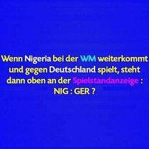 Gedanken zur #WM2014
