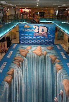 Image detail for -3D Sidewalk Chalk Art: 40 unbelievable photos | Blog of Francesco ...