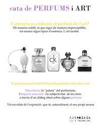 Cata de perfumes con la perfumista Celine Guivarch