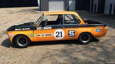 1970 ALPINA BMW 2002ti  - Side HD