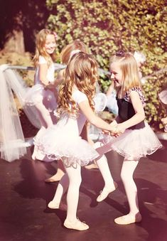 Dreamy Pink Leap, Turn & Twirl Ballerina Party