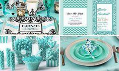 Wedding Color  Robin Egg Blue
