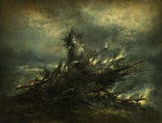 yaroslav gerzhedovich art | Yaroslav Gerzhedovich art paintings photography surrealism fantasy ...