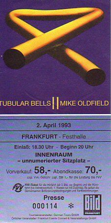 Frankfurt 1993/04/02 Frankfurt, Mike Oldfield, Lab, Room Interior, Labs, Labradors