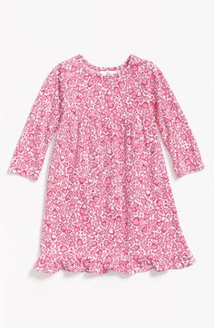 Hanna Andersson Long Sleeve Nightgown (Toddler) available at #Nordstrom