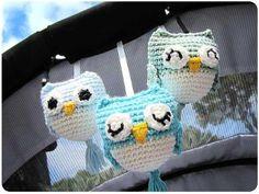 Amigurumi Owl - Tutorial ❥ 4U hilariafina  http://www.pinterest.com/hilariafina/