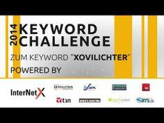 XOVI Keyword-Challenge: XOVILICHTER