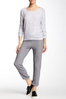 Solow Twist Terry Slouch Pant Gym Essentials, Active Wear, Sweatpants, Clothes For Women, Nordstrom Rack, Shopping, Clothing, Fashion, Outerwear Women