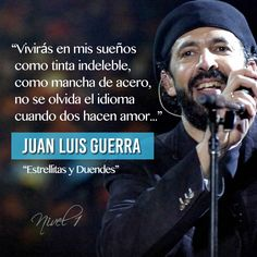 Juan Luis Guerra #cumpleaños 7de junio