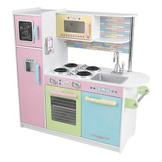 15 Best Kitchen Play Sets Images On Pinterest Play Kitchens Child