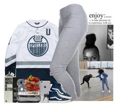 """""""murda mook."""" by tonaysia ❤ liked on Polyvore featuring Vans, Rodial and Topshop"""