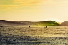 Rip Curl loves to Live the Search to places like this. Time for a surf!