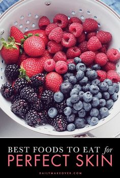 13 Foods You Must Add to Your Diet for Perfect Skin