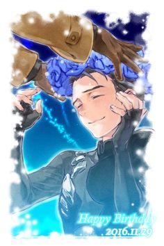 Yuri!!! on Ice - Victor and Yuri