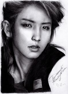 EXO Chanyeol by DeimaDeiKi on DeviantArt