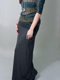 a4f1e77ca5275 Maxi Skirt | Women's Long Skirts | Minimalist Bohemian | Tall Petite Length  Maxi | Made in our USA l