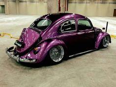 Punch bug, purple!!!