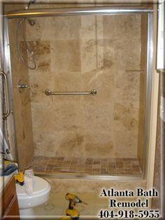 Travertine Tile Shower Ideas travertine shower tile ideas | bathroom | pinterest | shower doors