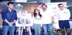 AJAY DEVGN JOINS SMILE FOUNDATION AS A GOODWILL AMBASSADOR   #Bollywoodnazar