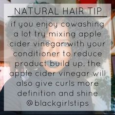 Natural hair tip - c...