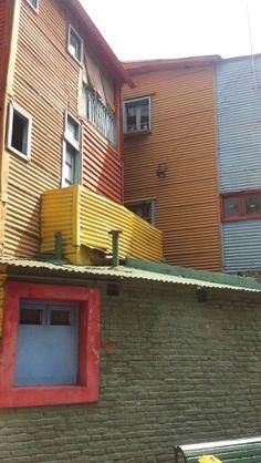 La Boca, Buenos Aires #lovethecolors3