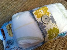 DIY Baby Project, Diaper Strap for Wipes/Diapers, #DIY #Baby Project #Sewing Project #Diaper Strap