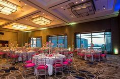 Ballroom/Reception/Pink/Husdon/Photos MadeEz