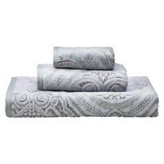 towels I love paisley..