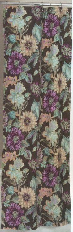 Curtains Ideas apt 9 shower curtain : Apt. 9 Zen Leaf Fabric Shower Curtain KOHLS | Bathroom | Pinterest ...